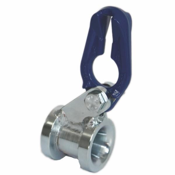Gleitbügel SRL-AL (Alu) für Kunststoffseile (60kN)