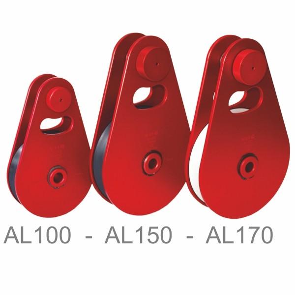 Aluminium Umlenkrolle AL (5,0t - 7,5t - 8,5t)