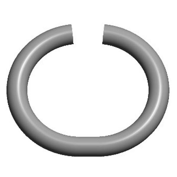 Reparatur-Ring offen für 14mm Kette