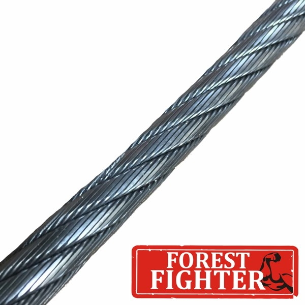 Ø12mm Windenseil Forest Fighter 631-V - hochverdichtet