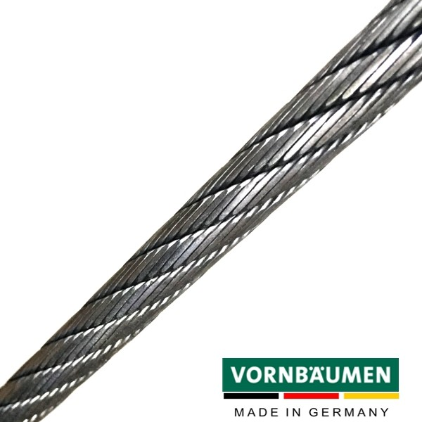 Ø14mm Windenseil VS 6-5 C - hochverdichtet