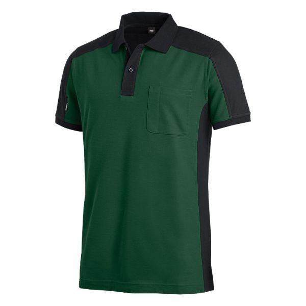 """FHB Polo-Shirt """"Konrad"""" - zweifarbig"""