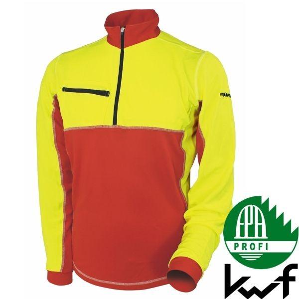 """Forest Fighter """"Power Shirt"""" langarm (-7XL)"""