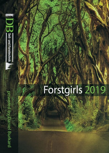 """Forstgirls 2019"" Forstkalender"