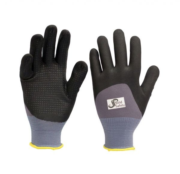 "Keiler ""Safety Tough Dots"" Montagehandschuh (Nitril-Noppen)"