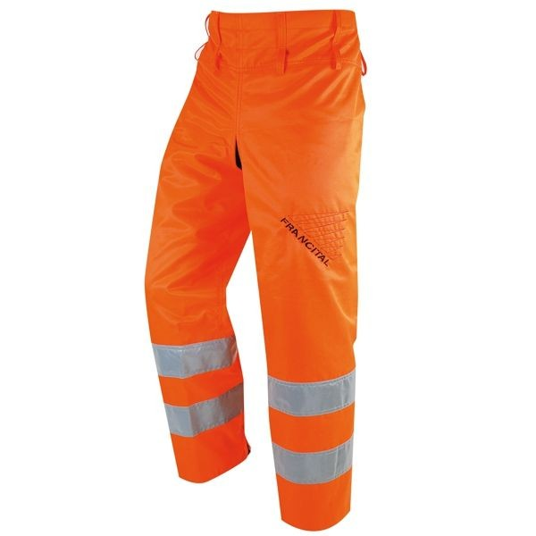 "Forest Fighter ""High-Visibility"" Arbeits-Überziehhose EN 20471"